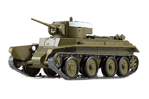 TANK PANZER BT-7 OUR PANZERS #49 (USSR RUSSIA) | ТАНК БТ-7 НАШИ ТАНКИ #49 *БАК