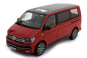 VW VOLKSWAGEN T6 MULTIVAN 30 YEAR EDITION 2019 RED/BLACK ROOF *ФОЛЬКСВАГЕН ФОЛЬЦВАГЕН