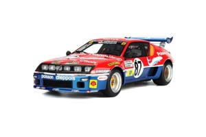 ALPINE A310 #87 1977 LE MANS LIMITED EDITION 2500 PCS.