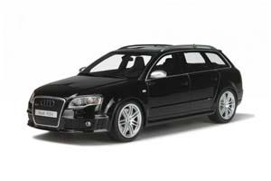 AUDI RS4 B7 AVANT 2006 BLACK