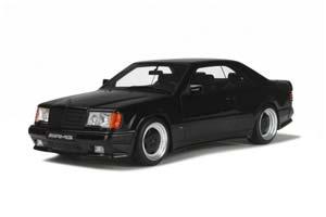 Mercedes C124 AMG 6.0L The Hammer 1990 Black Limited Edition 4000 Pcs.