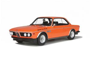 BMW 3.0 CS ALPINA ORANGE LIMITED EDITION 2000 PCS.