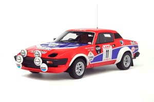 TRIUMPH TR7 V8 GROUPE 4 MANX RALLY 1980 24 HEURES DYPRES