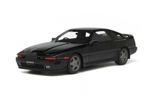 TOYOTA SUPRA 2.5 TWIN TURBO R 1986 BLACK