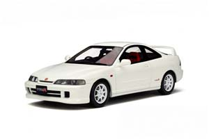 HONDA INTEGRA TYPE R DC2 JAPAN SPEC 1995 WHITE