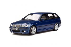BMW E46 330I TOURING M-PACK 2005 BLUE *БМВ БИМЕР БУМЕР