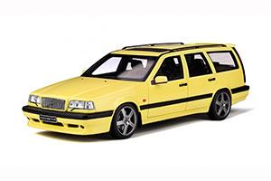 VOLVO 850 T5-R ESTATE 1995 YELLOW