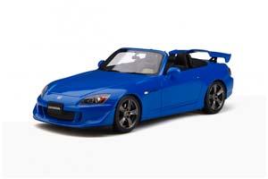 HONDA S2000 TYPE S 2007 BLUE