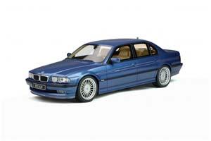 BMW E38 ALPINA B12-6.0 7-SERIES 1999 LIGHT BLUE METALLIC *БМВ БИМЕР БУМЕР