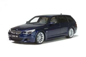 BMW E61 M5 TOURING 2007 BLUE *БМВ БИМЕР БУМЕР