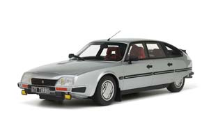 CITROEN CX 25 GTI TURBO SERIE 1 1974 SILVER