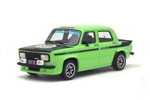 SIMCA 1000 RALLYE 2 SRT 1977 GREEN