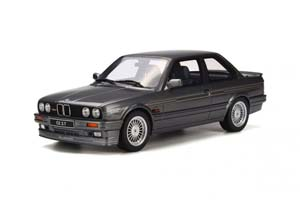 BMW ALPINA E30 C2 2.7 1985 GRAY LIMITED EDITION 2000 PCS.