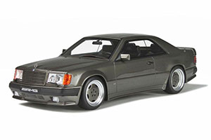 MERCEDES 300 CE 6.0 AMG 2008 GRAY METALLIC LIMITED EDITION 999 PCS.