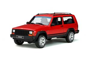 JEEP CHEROKEE 2.5 EFI 1995 RED *ДЖИП