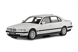 BMW E38 750IL 7-SERIES 1990 WHITE *БМВ БИМЕР БУМЕР