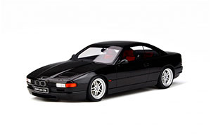 BMW 850 CSI E31 1990 BLACK *БМВ БИМЕР БУМЕР