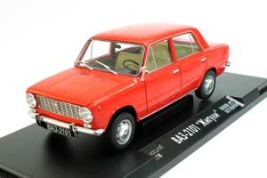 VAZ 2101 LADA 1200 (USSR RUSSIA) 1968-11980 RED   ВАЗ 2101 ЖИГУЛИ ЛАДА КОПЕЙКА