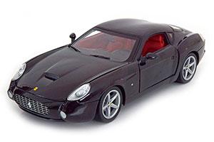 Ferrari 575 GTZ Zagato Foundation Series 2006 Black