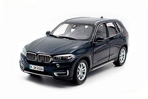 BMW F15 X5 2014 BLUE METALLIC