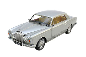 ROLLS-ROYCE SILVER SHADOW MPW 2- DOORS COUPE 1968 SILVER