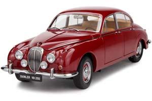 DAIMLER 250 V8 1967 DARK RED *ДАЙМЛЕР ДАИМЛЕР