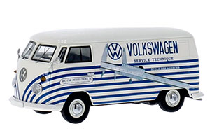 VW VOLKSWAGEN T1 SERVICE TECHNIQUE BOX WAGON *ФОЛЬКСВАГЕН ФОЛЬЦВАГЕН