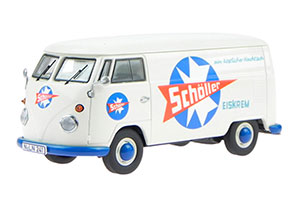 VW VOLKSWAGEN T1 BOX WAGON SCHOLLER ICE CREAM *ФОЛЬКСВАГЕН ФОЛЬЦВАГЕН