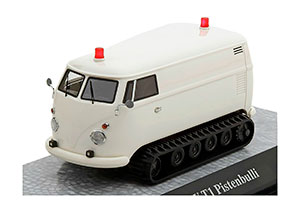 VW VOLKSWAGEN T1 PISTENBULLI 1966 WHITE *ФОЛЬКСВАГЕН ФОЛЬЦВАГЕН