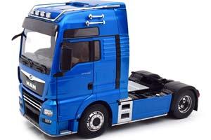 MAN TGX 18.640 4×2 BLS XXL CAB 2016 METALLIC BLUE *МАН