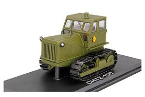 TRACTOR CHTZ-100 NVA DDR ARMY | ТРАКТОР ЧТЗ-100 НАЦИОНАЛЬНАЯ НАРОДНАЯ АРМИЯ ГДР *ТРАКТОР