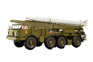 ZIL-135 (BAZ 135) TLF 9T29 FROG-7 (LUNA-M) | ЗИЛ 135 ТЛФ9Т29 ЛУНА-М *ЗИЛ ЗАВОД ИМЕНИ ЛИХАЧЕВА