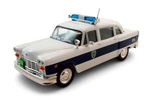 CHECKER MARATHON GREAT BRITAIN POLICE   CHECKER MARATHON ПОЛИЦЕЙСКИЕ МАШИНЫ МИРА #35
