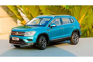 VW VOLKSWAGEN THARU 2019 BLUE