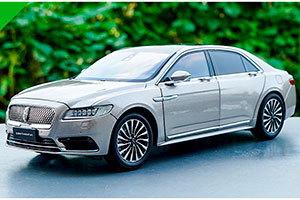 LINCOLN CONTINENTAL 2019 GOLDEN