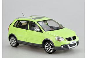 VW VOLKSWAGEN CROSS POLO SPORTS YELLOW