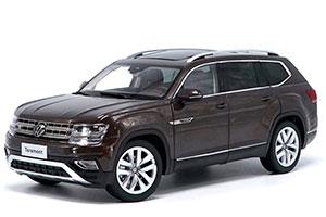 VW VOLKSWAGEN TERAMONT 2017 BROWN