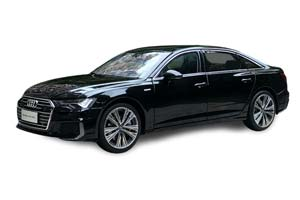 AUDI A6L NEW MODEL 2020 BLACK METALLIC