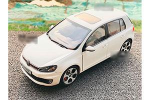 VW VOLKSWAGEN GOLF 6 GENERATION WHITE