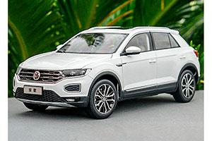 VW VOLKSWAGEN T-ROC 280STI 2018 WHITE