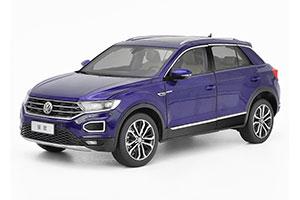 VW VOLKSWAGEN T-ROC 280STI 2018 BLUE