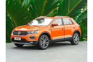 VW VOLKSWAGEN T-ROC 280STI 2018 ORANGE