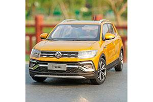 VW VOLKSWAGEN T-CROSS 2018