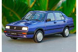 VW VOLKSWAGEN JETTA BLUE