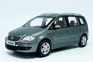 VW VOLKSWAGEN TOURAN 2009 GRAY
