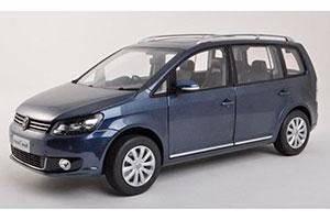 VW VOLKSWAGEN NEW TOURAN 2011 DARK BLUE