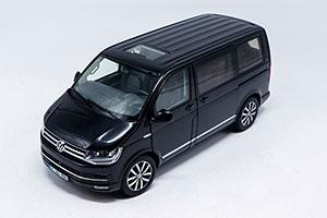 VW VOLKSWAGEN T6 MULTIVAN 2018 BLACK