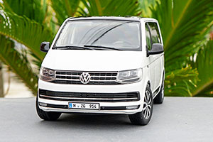 VW VOLKSWAGEN T6 MULTIVAN 2018 WHITE