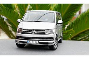 VW VOLKSWAGEN T6 MULTIVAN 2018 SILVER