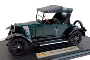 CLEVELAND ROADSTER 1920 DARK GREEN